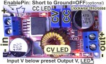 5A CC / CV Regulator / Driver module