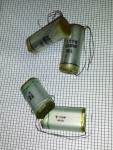 High-Voltage 30kv Capacitors-polystyrene
