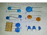 High-Voltage Ceramic Capacitors